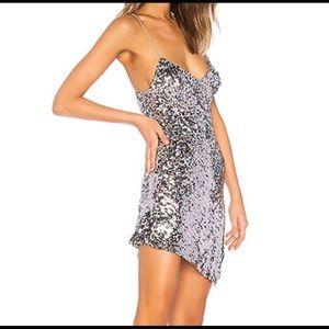 Showtime mini dress